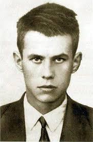 Galanskov, Yury (young)
