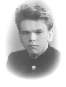 pimenov, revolt (as student)
